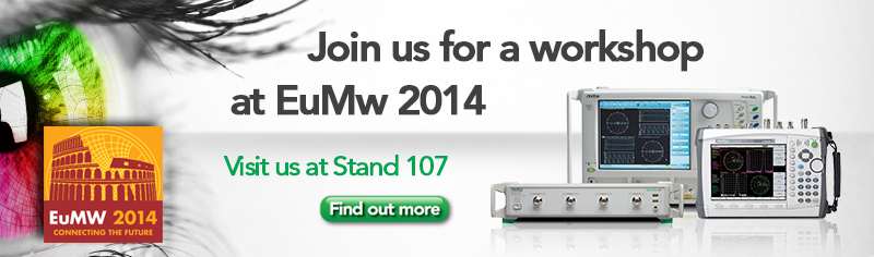 Workshops at EuMW 2014