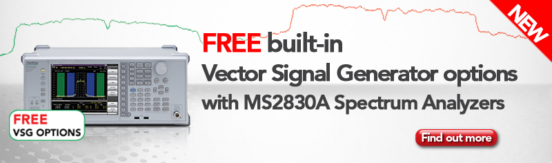 Free Signal Generator built-in options