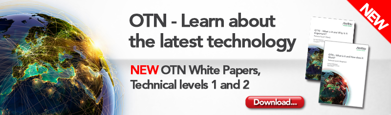Learn all you need to know about OTN