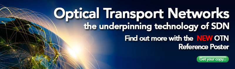 Optical Transport Networks - SDN